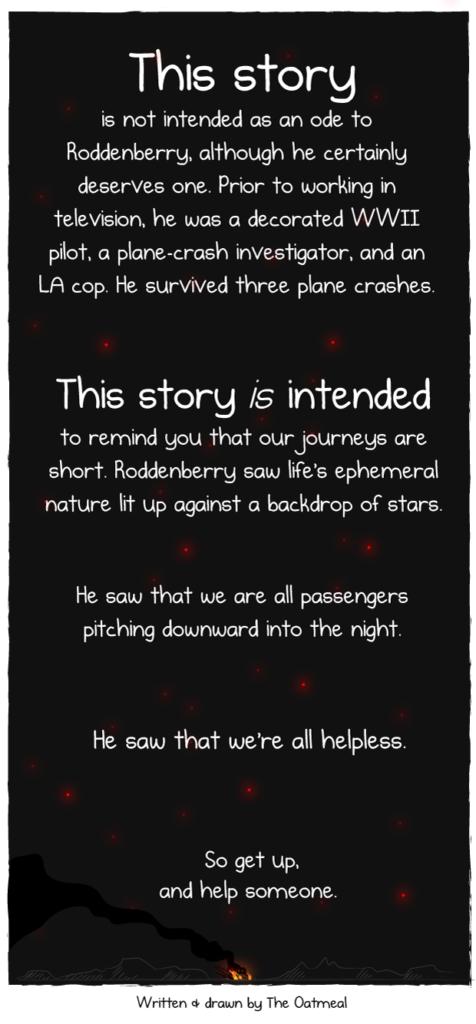 Viral Story Behind Star Trek