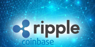 Ripple XRP on Coinbase
