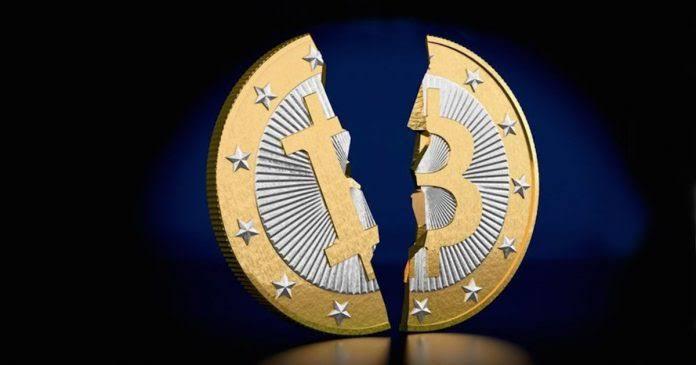 Bitcoin low