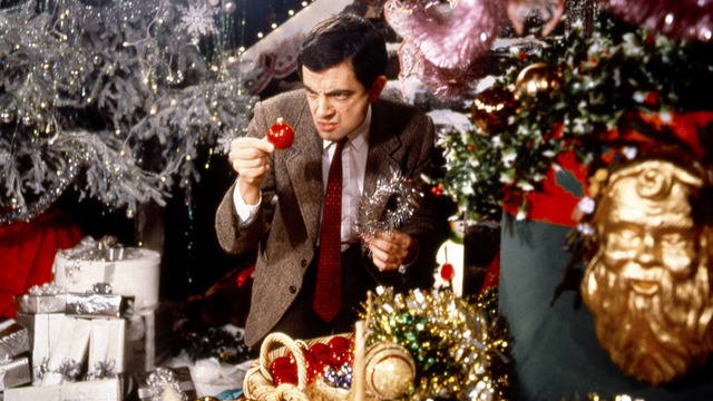 Mr Bean Chrismtas