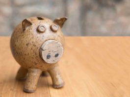 piggy bank discount