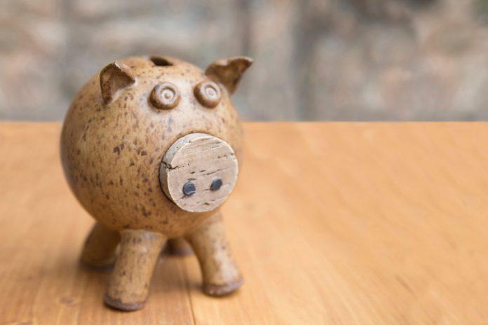 piggy bank discount